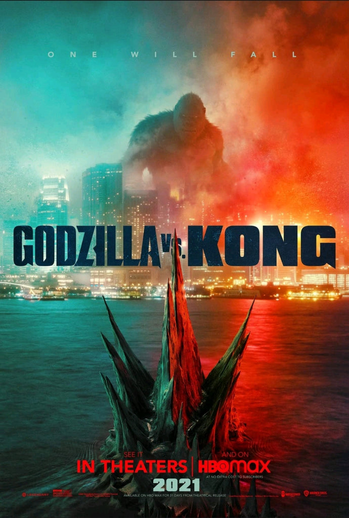 'Godzilla Vs Kong' is Like 2020 Off Its Meds