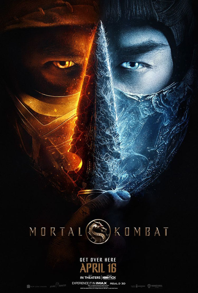 "The First Mortal Kombat Movie Trailer Dares You to ""Get Over Here"" by Angela Rairden"