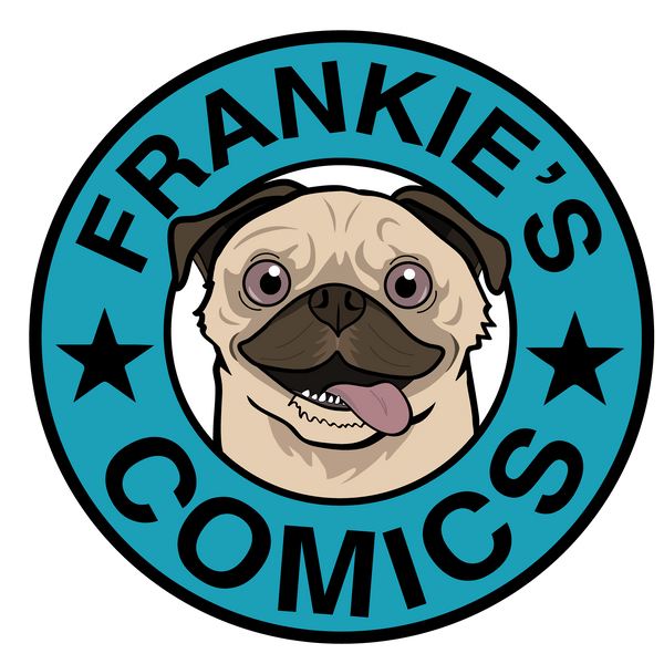 FRANKIE'S COMICS EXCLUSIVE COVERS