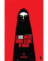 A Girl Walks Home Alone at Night cover