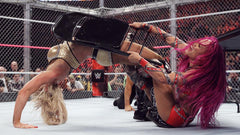 Hell In A Cell Charlotte Sasha