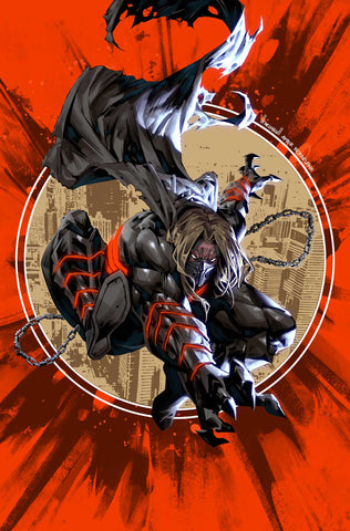 Venom #26 Kael Ngu Red Cover