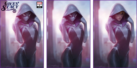 Gwen Stacy #2 Jeehyung 3 Pack