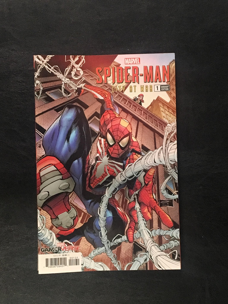 Spider-Man: City at War #1 Ratios