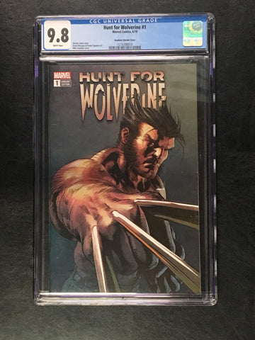 Hunt for Wolverine #1 CGC