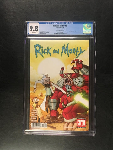 Rick and Morty CGC