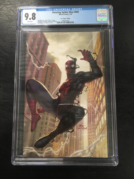 Amazing Spider-Man #800 CGC