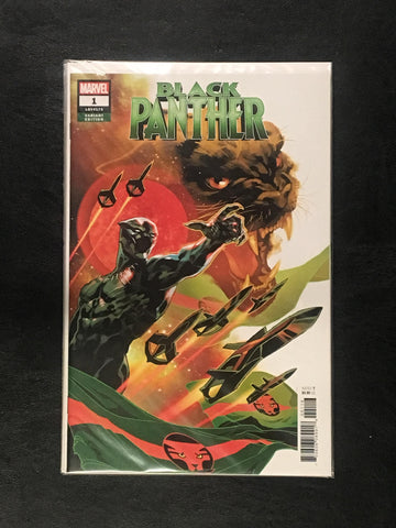 Black Panther #1 Ratios