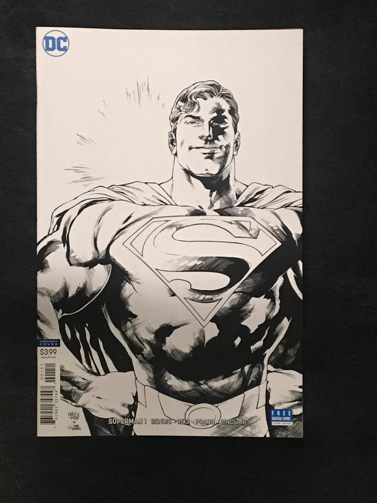 Superman #1 Ratio