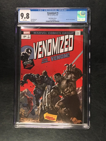 Venomized #1 CGC