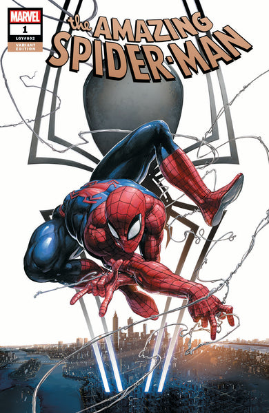 Amazing Spider-Man #1 Clayton Crain
