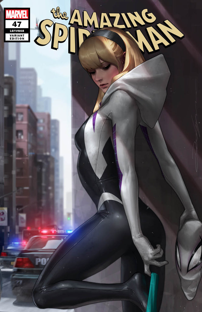 Amazing Spider-Man #47 Jeehyung Lee Spider-Gwen