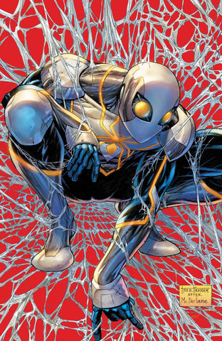 Amazing Spider-Man #62 RED Tyler Kirkham Torment Homage