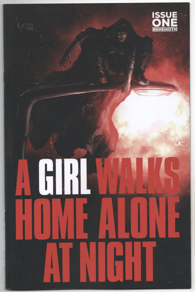 A Girl Walks Home Alone at Night #1 Alan Quah