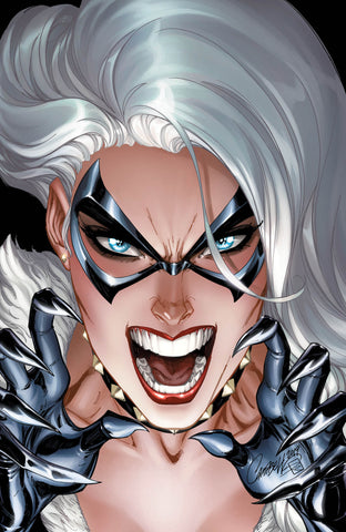 Black Cat #6 J. Scott Campbell Virgin