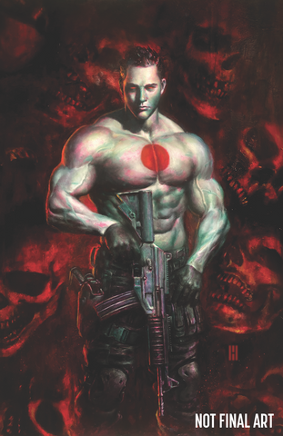 Bloodshot #1 Mike Choi