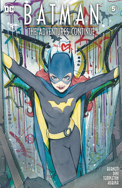 Batman: The Adventures Continue #5 Peach MoMoKo
