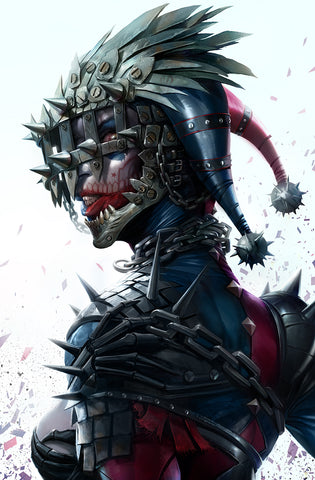 Batman Who Laughs #7 Mattina
