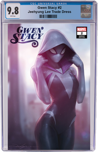 Gwen Stacy #2 Jeehyung Lee