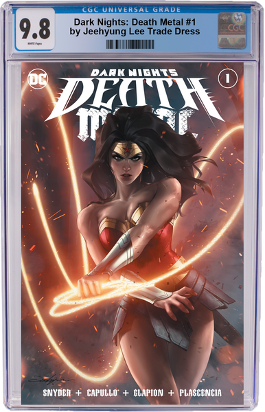 Dark Nights Death Metal #1 Jeehyung Lee