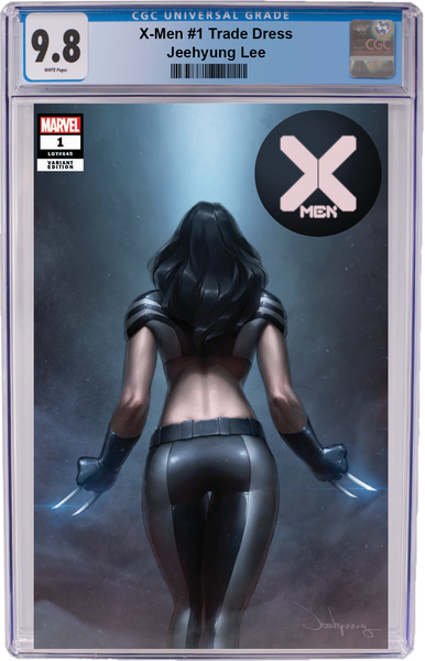 X-MEN #1 Jeehyung Lee