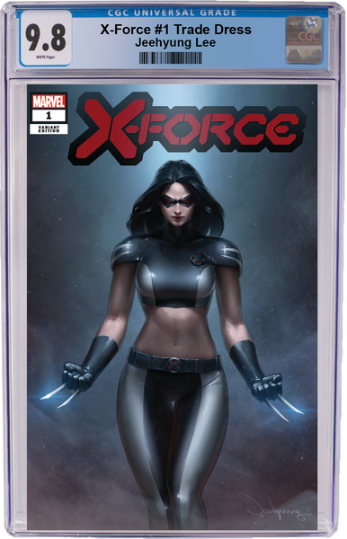 X-Force #1 Jeehyung Lee
