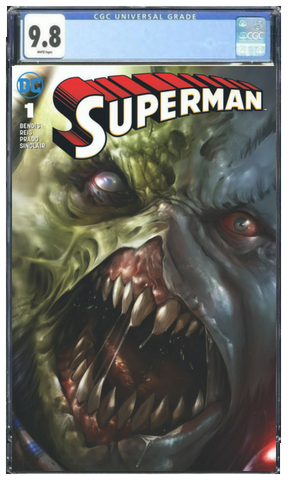 Superman #1 Mattina
