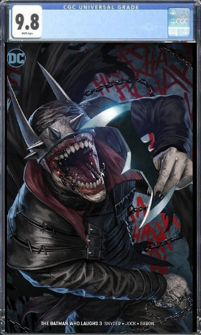 Batman Who Laughs #3 Skan