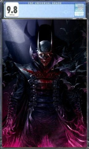 Batman Who Laughs #1 Mattina