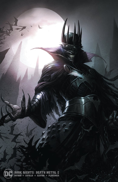 Dark Nights Death Metal #2 Francesco Mattina
