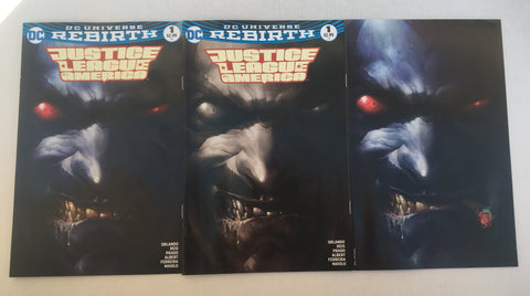 Justice League of America #1 Stogie Set