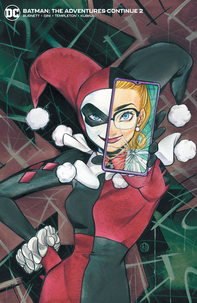 Batman: The Adventures Continue #2 Peach MoMoKo