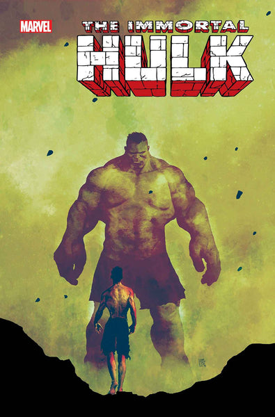 Immortal Hulk #25 Ratios