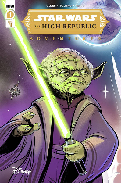 Star Wars The High Republic Adventures #1 IDW