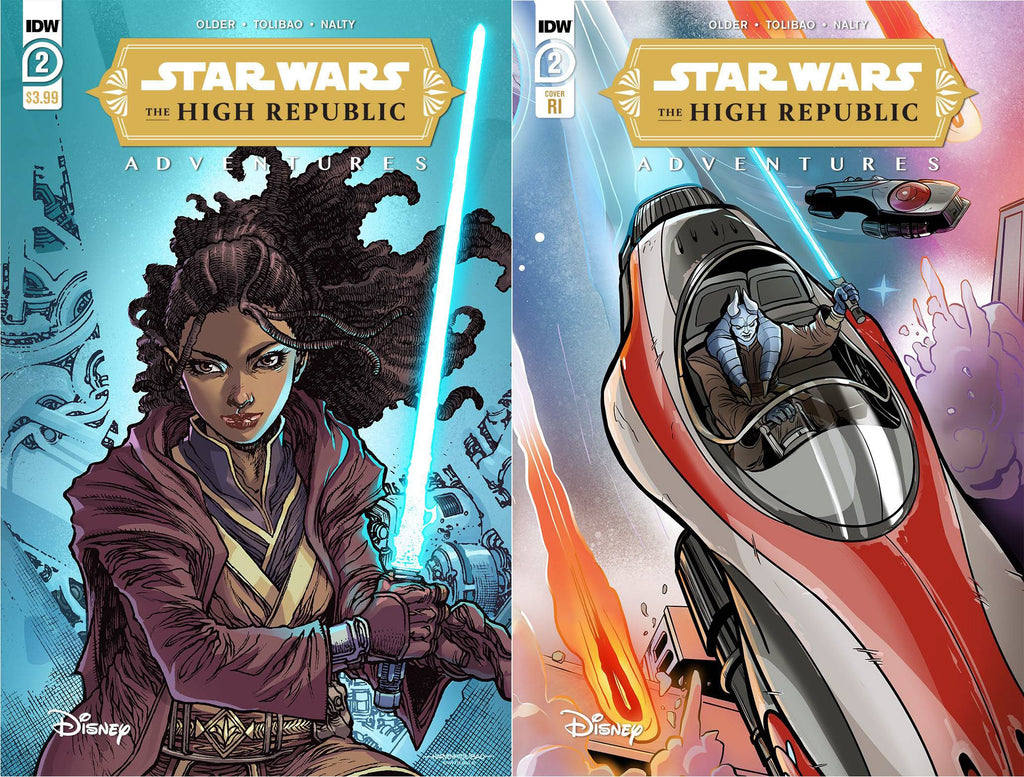 Star Wars The High Republic Adventures #2 IDW