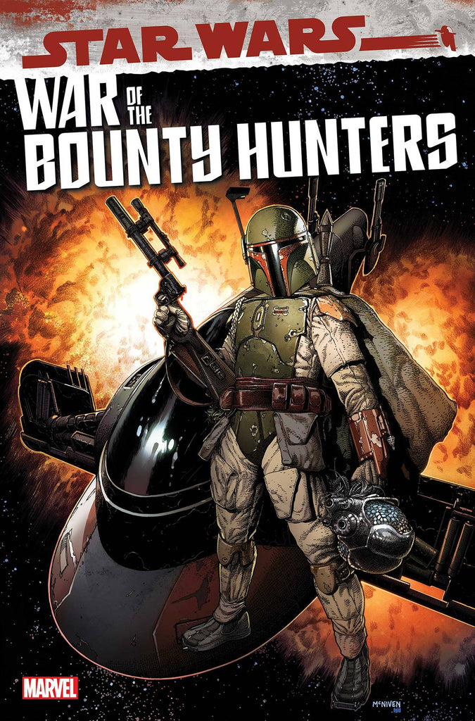 Star Wars War Bounty Hunters #1