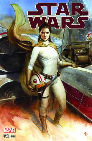 Star Wars #40 Adi Granov