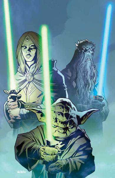 Facebook Star Wars The High Republic #3 Kevin Walker