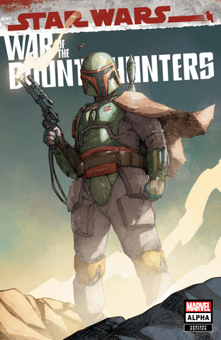 Star Wars: War of the Bounty Hunters Alpha #1 Khoi Pham