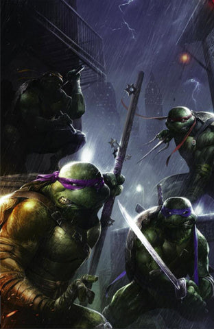 Teenage Mutant Ninja Turtles #80 Virgin Set