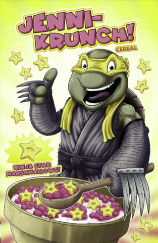 TMNT #98 Mike Vasquez