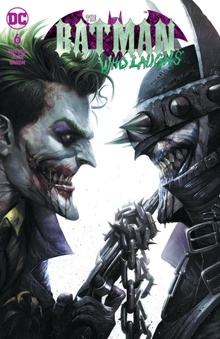 Batman Who Laughs #6 Mattina