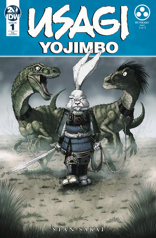 Usagi Yojimbo Mike Vasquez Walking Dead 19 Homage