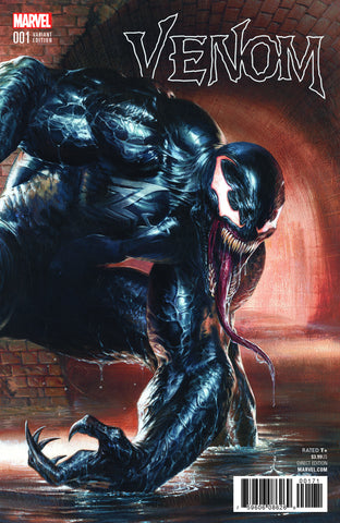 Venom #1 Dell'Otto Trade Dress