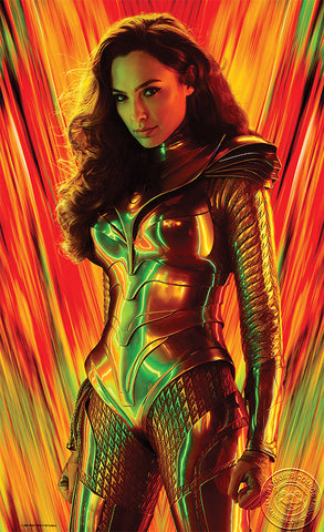 Wonder Woman #759 Movie Poster Variant