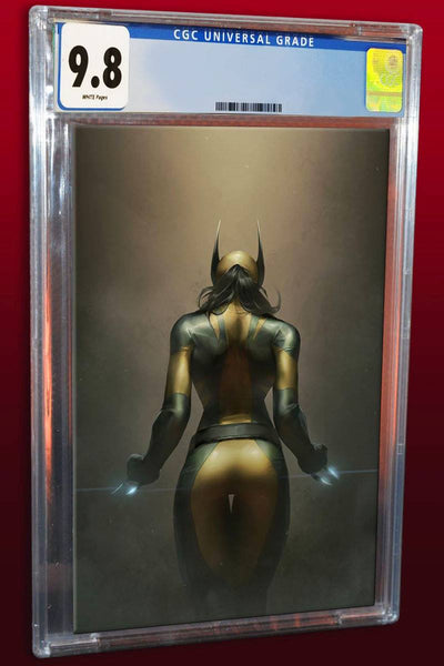 X-Men Red #1 JeeHyung Lee X-23 Virgin CGC Set