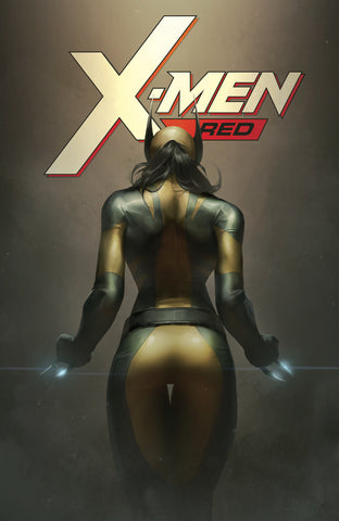 X-Men Red #1 JeeHyung Lee X-23 Trade Color