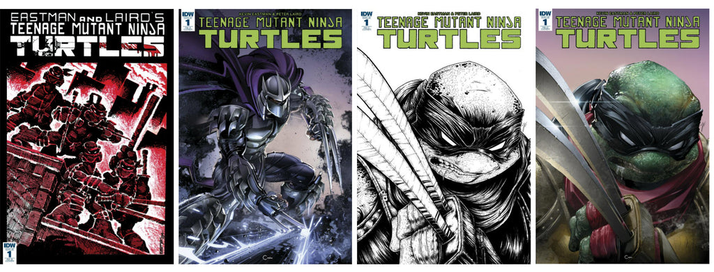Teenage Mutant Ninja Turtles #1 Reprint