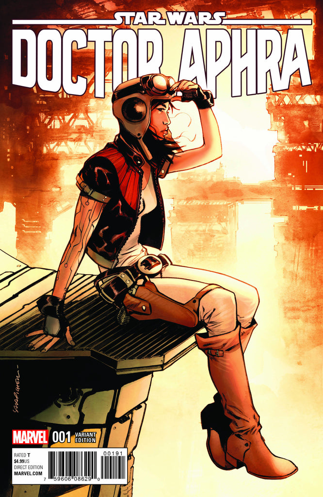 STAR WARS DOCTOR APHRA #1 SARA PICHELLI COLOR