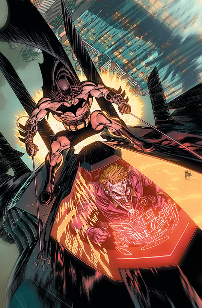 Batman #96 Guillem March